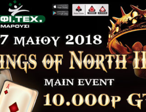 Kings of North III / 10K GTD – Live Reporting