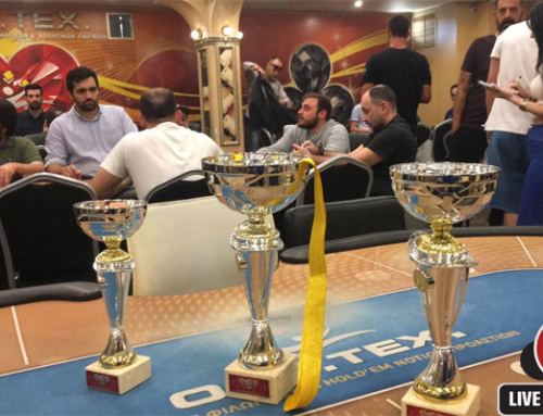 Poker Mundialito 2018 Side Event / 12K GTD – Live Reporting