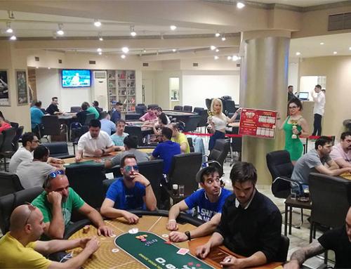 Poker Mundialito 2018 Main Event / 20K GTD – Live Reporting