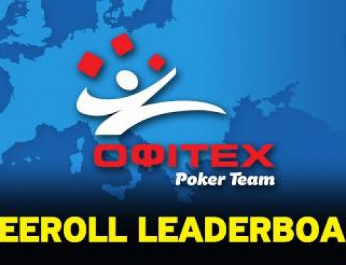 OPT Freeroll Leaderboard
