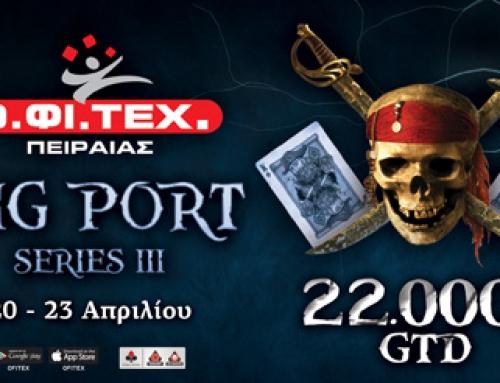 Big Port Series III 22.000p GTD