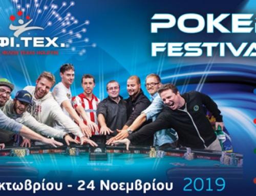 Poker Festival 2019 | 147.000p gtd